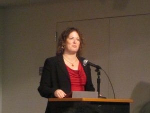 Keynote Speaker Senator Emily Cain
